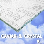 CLOUD 9 CAVIAR & CRYSTAL 9mm Carpet Underlay