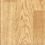 CUSHIONAIR Cushioned Vinyl Flooring - Wood Plank Beech