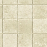 CUSHIONAIR Cushioned Vinyl Flooring - Tile Beige