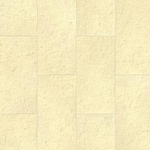 CUSHIONAIR Cushioned Vinyl Flooring - Beige Offset Tile