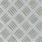 CUSHIONAIR Designer Vinyl Flooring - Metallic Grid