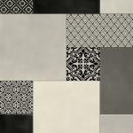 CUSHIONAIR Designer Vinyl Flooring - Victoriana Black