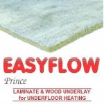 EASYFLOW PRINCE Laminate & Wood Floor Underlay