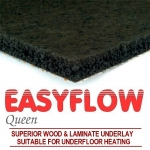 EASYFLOW QUEEN Laminate & Wood Floor Underlay