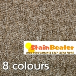 GALAXY Berber Cord Stain Resistant