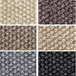 HIGHLAND TWEED Stain Resistant Carpet