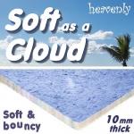 SOFT AS A CLOUD 10mm Luxury Carpet Underlay