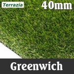 TERRAZIA GREENWICH Artificial Grass 40mm