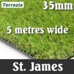 TERRAZIA ST. JAMES Artificial Grass 35mm
