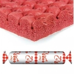 TREDAIRE RED Sponge Rubber Carpet Underlay