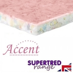 *ACCENT 8mm SuperTred Carpet Underlay