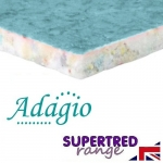 *ADAGIO 10mm SuperTred Carpet Underlay