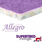 *ALLEGRO 12mm SuperTred Carpet Underlay
