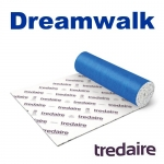 *TREDAIRE DREAMWALK 11mm Carpet Underlay