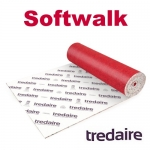 *TREDAIRE SOFTWALK 9mm Carpet Underlay